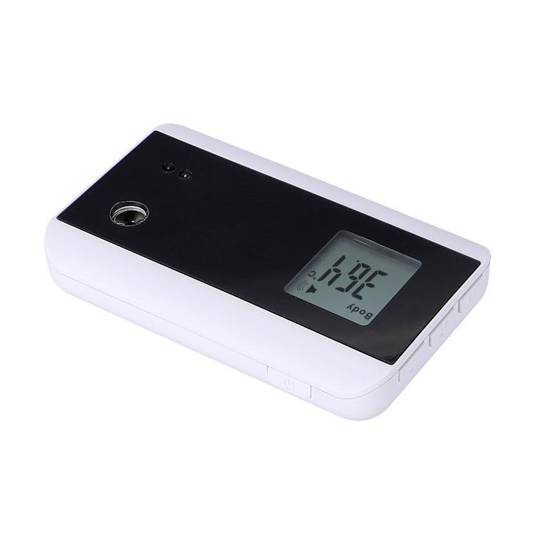 Türklingel mit Temperaturmessung FTW03